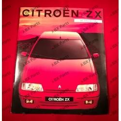 VENTE BROCHURE ZX 07/1991...