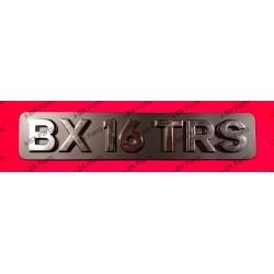 """BX 16 TRS"" MONOGRAMME..."